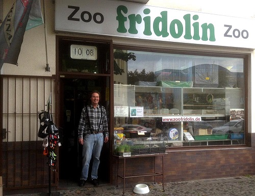 Ansicht: Zoo Fridolin
